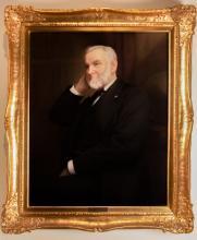 Portrait of James L. Abernathy