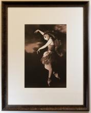 Portrait of Annette Kellerman in Dance