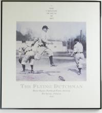 Poster of Wagner's The Flying Dutchman