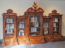 Renaissance Revival Bookcase