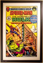 Spiderman and the Incredible Hulk: Chaos in Kansas City
