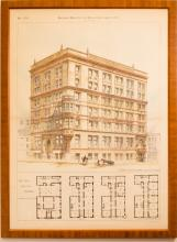 The American Architect and Building News - Apr. 9, 1887, The New England Building, KCMO