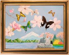 The Manchurian Swallowtail