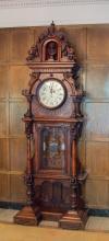 Victorian Centennial Clock