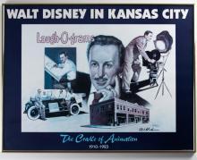 Walt Disney in Kansas City