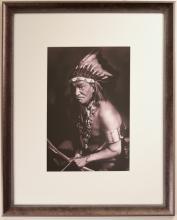 Portrait of Chief All O'Fire (ii)