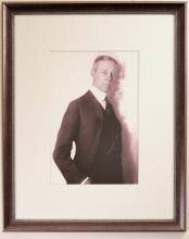 Portrait of Clyde McCoy Band Member, Keltner