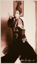 Portrait of Dorothy Jardon, Full Length
