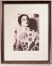 Portrait of Estrelitta