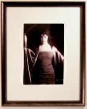 Portrait of Flo Lewis