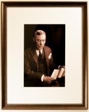 Portrait of George Arliss