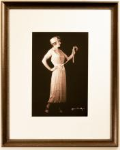 Portrait of Grace La Rue