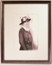 Portrait of Julia Arthur