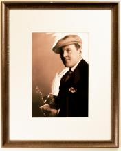"""Portrait of Lester """"Charles"""" Henderson"""