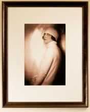 Portrait of Pauline Frederick