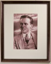 Portrait of Unknown Man in Light Suit