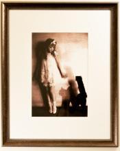 Portrait of Vivian Duncan