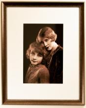 Portrait of the Duncan Sisters