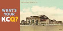 Union Station postcard