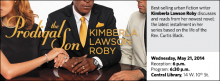Best-selling urban fiction writer Kimberla Lawson Roby discusses and reads from her newest novel; the latest installment in her series based on the life of the Rev. Curtis Black.