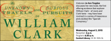 """Historian Jo Ann Trogdon discusses her new book, the first offering evidence that explorer William Clark – of Lewis and Clark fame – may have been involved in a series of treasonous plots dubbed the """"Spanish Conspiracy."""""""