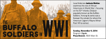 Local historian Joelouis Mattox examines the role of African Americans in World War I, focusing on the 92nd Infantry Division popularly known as the Buffalo Soldiers. Among its ranks was a Kansas City private for whom the American Legion's Wayne Miner Post 149 is named.