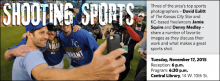 Four of the area's top sports photographers – David Eulitt  and John Sleezer of The Kansas City Star and KC-based freelancers Jamie Squire and Denny Medley – share a number of favorite images as they discuss their  work and what makes a great sports shot.
