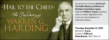 Drawing from his book Dead Last: The Public Memory of Warren G. Harding's Scandalous Legacy, historian Phillip G. Payne examines what is widely regarded as the most corrupt presidency in American history.