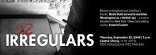 Jennet Conant: The  Irregulars
