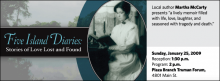 Martha McCarty: Five Island Diaries