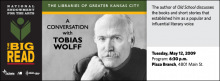 A Conversation with Tobias Wolff