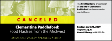 Clementine Paddleford: Food Flashes from the Midwest