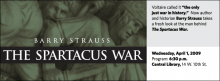 Barry Strauss: The Spartacus War
