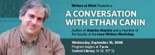 Ethan Canin: America America