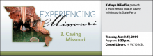 Caving Missouri