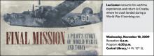 Lee Lamar recounts his wartime experiences and return to Croatia, where he crash landed during a World War II bombing run.