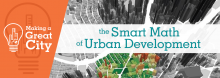 "Urban planner Joe Minicozzi looks at the ""math"" of effective city building – the financial implications of land use decisions in municipalities like Kansas City – in the second installment of the Making a Great City series. Needed: development patterns that create the most valuable and resilient revenue sources."