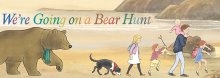 """Coterie Theatre artists resume their monthly interactive story times for children and their parents, reading from Michael Rosen's award-winning classic We're Going on a Bear Hunt. Young audience members can """"jump into the story,"""" adding their own improvisation. Appropriate for all ages."""