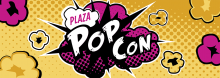 Celebrate your favorite books, movies, comics, and all things geeky at the first-ever, afternoon-long Plaza PopCon. Come dressed as your favorite fictional character, and enter the costume contest. Test your wits in the escape room.  And take part in other family-friendly activities ranging from video gaming, lightsaber duels, superhero training camp, and more.