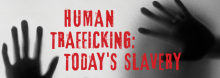 Slavery isn't just a thing of the past. Victor Boutros, founding director and CEO of the Virginia-based Human Trafficking Institute, examines the modern scourge of human trafficking – claiming hundreds of thousands of victims in the U.S. and more than 40 million worldwide – and efforts to combat it.