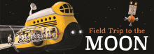 What if your class took a field trip to the moon … and you missed the space bus back to Earth? Local author and illustrator John Hare explores the whimsical scenario in discussing his new picture book Field Trip to the Moon. For ages 5 and up.
