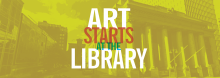 The Library again provides a perfect family-friendly starting point for your First Friday outing. Offerings include: Sunyoung Cheong's Art in the Loop exercise (for children and adults) in assembling wood, plastic, foam, and fabric objects into unique wearables and exhibit pieces; a kite-decorating workshop led by Stacey Sharpe; and live, electronic-infused music by Katlyn Conroy and Nick Carswell.