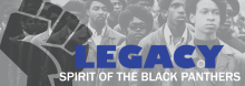 The Library examines the history of the Kansas City chapter of the polarizing Black Panther Party and its founder, Pete O'Neal, starting with a screening of the 25-minute documentary Legacy: Spirit of the Black Panthers. Filmmakers Jermaine Thomas, Lyle Gibson, and Jacquey Valentine follow with a discussion.