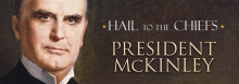 In a discussion of his new book President McKinley: Architect of the American Century, acclaimed historian Robert Merry gives 25th president William McKinley his due as a consequential leader who led America's transformation into a global power – only to be overshadowed by flamboyant successor Theodore Roosevelt.