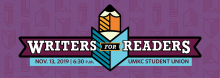 Writers for Readers 2019