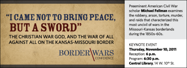 Preeminent American Civil War scholar Michael Fellman examines the robbery, arson, torture, murder, and raids that characterized this  most uncivil of wars in the Missouri-Kansas borderlands during the 1850s-60s.