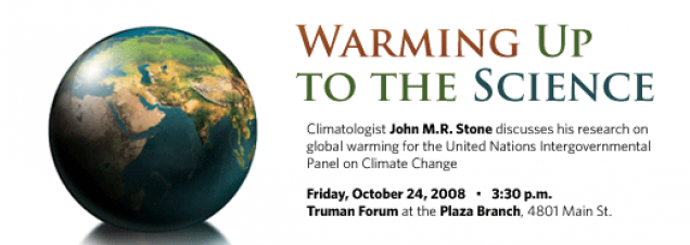 John M.R. Stone: Warming Up to the Science