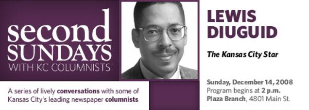 Second Sundays with KC Columnists: Lewis W. Diuguid
