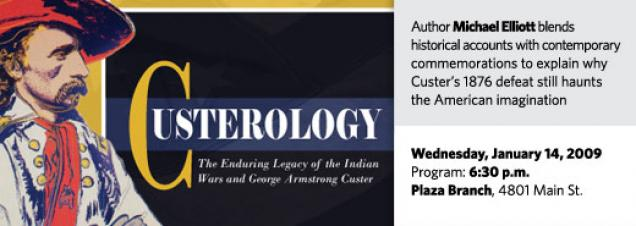Michael Elliott: Custerology