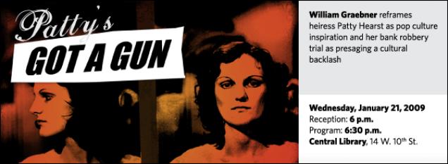 William Graebner: Patty's Got a Gun